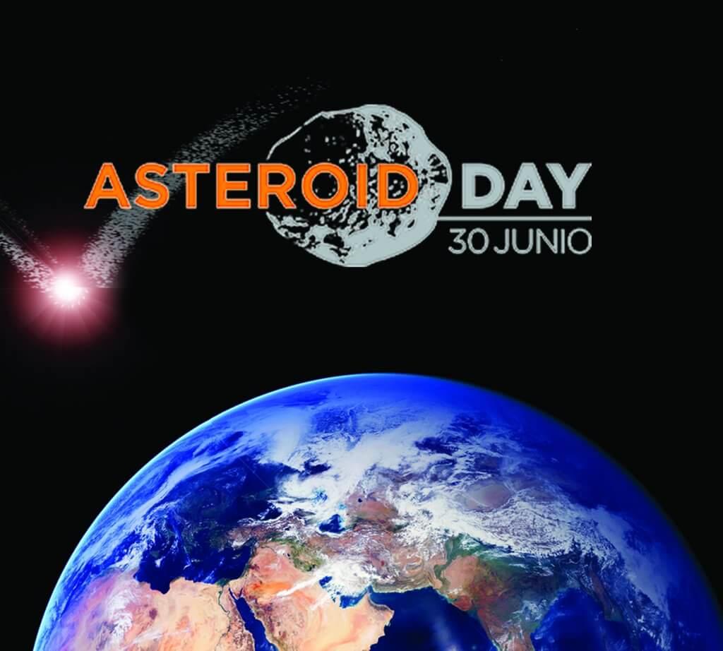 Dia del asteroide ciencias exactas
