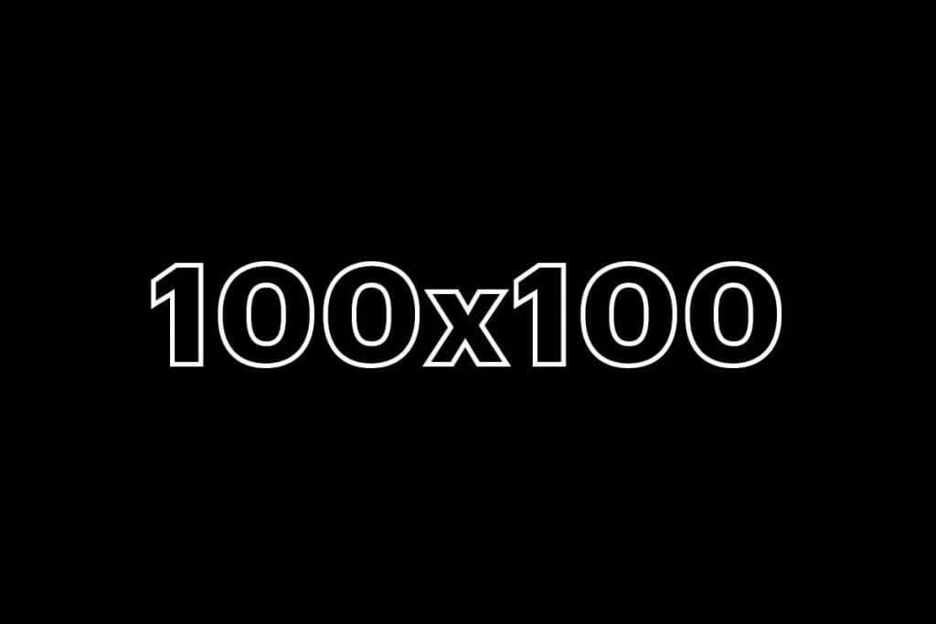 110x100 diseño